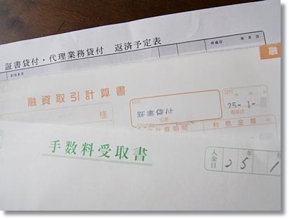 住宅ローン 書類