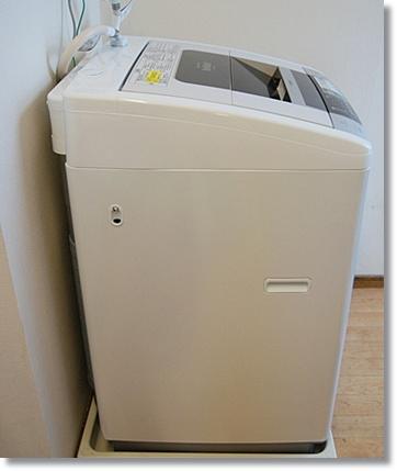 日立の洗濯乾燥機ビートウォッシュ BW-D8MV
