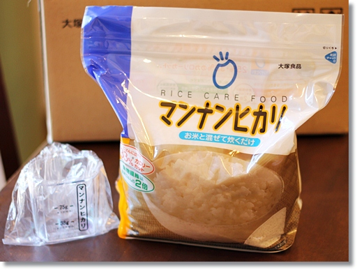 大塚食品 マンナンヒカリ