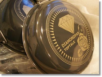 油なしでもOK 4層コーティングのダイヤモンドコートフライパン