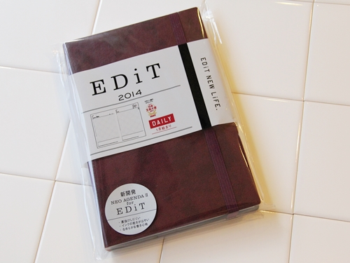 Edit 手帳