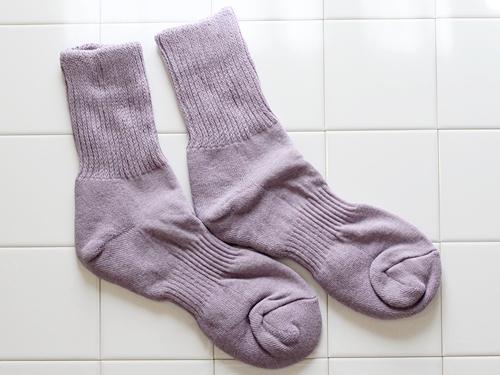 あったか靴下「冷えとり日和。」