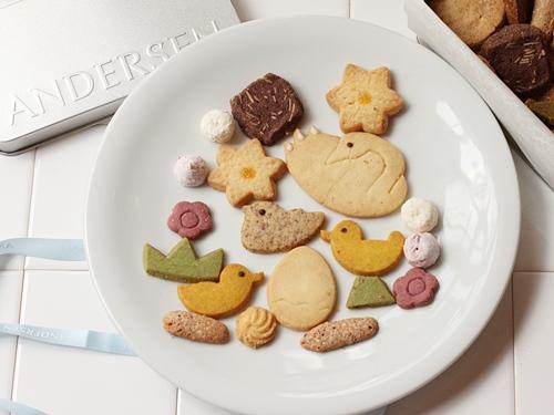 かわいい! アンデルセンの童話クッキー「みにくいアヒルの子のしあわせ」