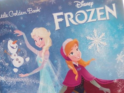 ディズニー映画「アナと雪の女王」 小学生たちといっしょに観てきました!