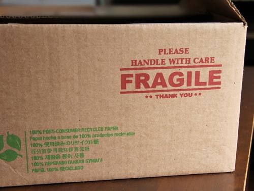 iHerb(アイハーブ)から個人輸入したシャンプー、洗剤などが届きました。