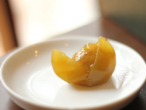 完熟南高梅のとろりとした食感の甘酸っぱい梅スイーツ「梅未来 あまうめ」