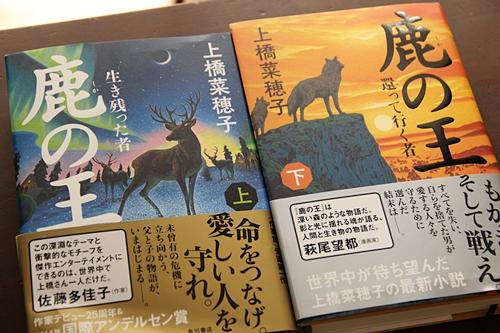 世界観をどっぷり楽しめるファンタジー小説 上橋菜穂子「鹿の王(上下)」