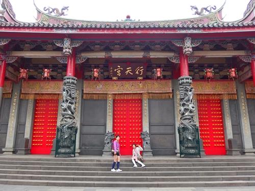 台湾 台北 行天宮