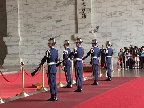 台湾 中正記念堂