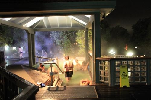 ロトルアに行ったらポリネシアンスパで温泉に入ろう ニュージーランド旅行記3