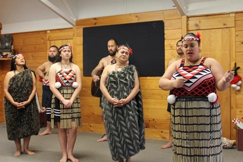 マオリ文化ショー