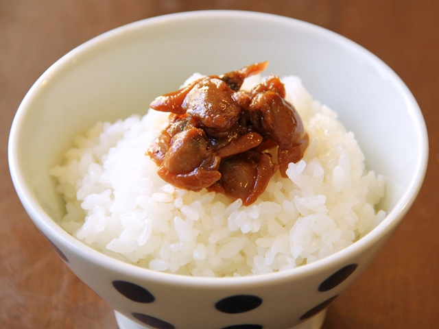 ご飯が進む! 喜太八時雨本舗の手作りしぐれは、ほかほかご飯にもおにぎりにもぴったり