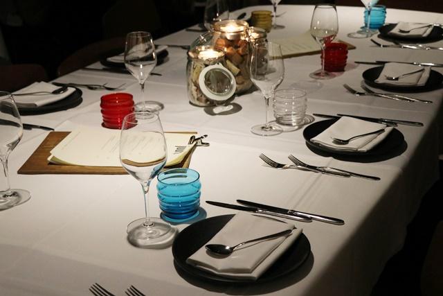 ヘルシンキのレストラン Restaurant Juuri (ユーリ)