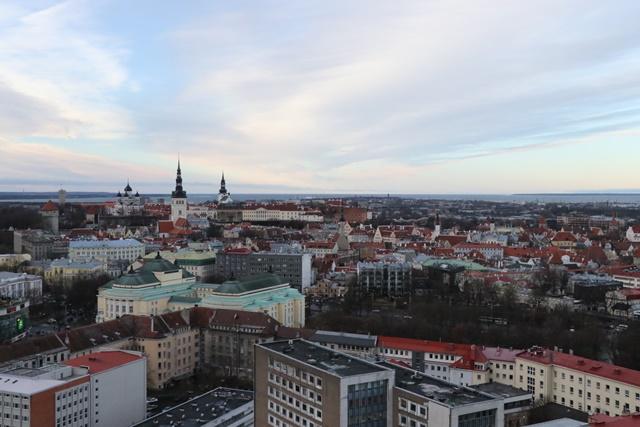 エストニア タリン旧市街近く「ラディソン ブル ホテル タリン」 Radisson Bluに泊まった感想