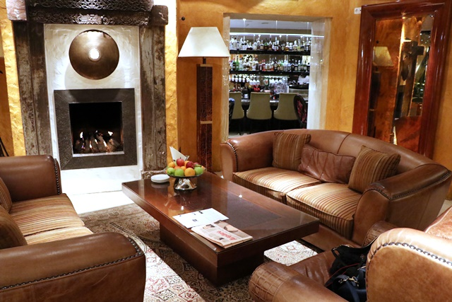 サヴォイ ブティック ホテル Savoy Boutique Hotel ロビー