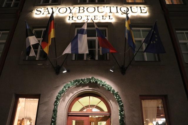 サヴォイ ブティック ホテル