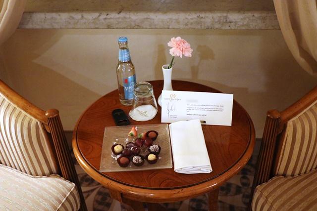 サヴォイ ブティック ホテル Savoy Boutique Hotel チョコレート