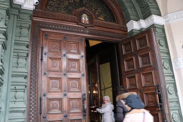 アレキサンダーネヴスキ大聖堂