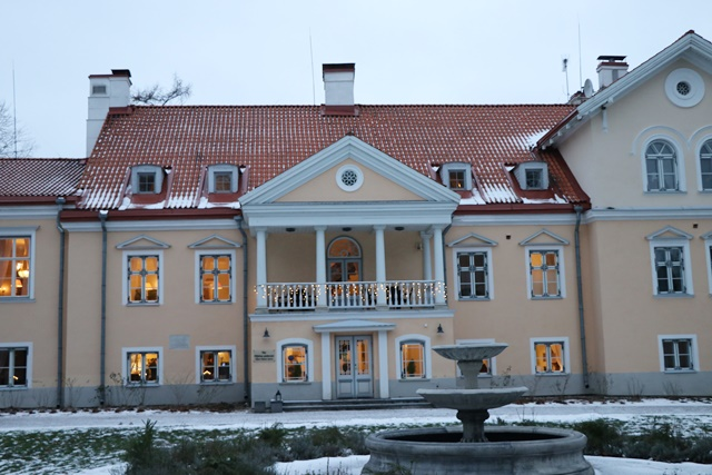 ヴィフラマナーハウス