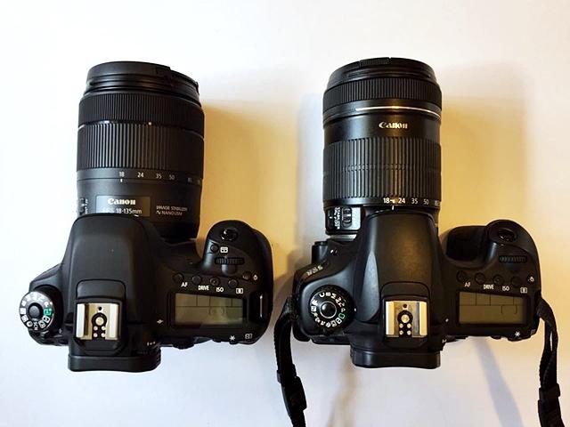 デジタル一眼レフカメラ キヤノン 60D 80D