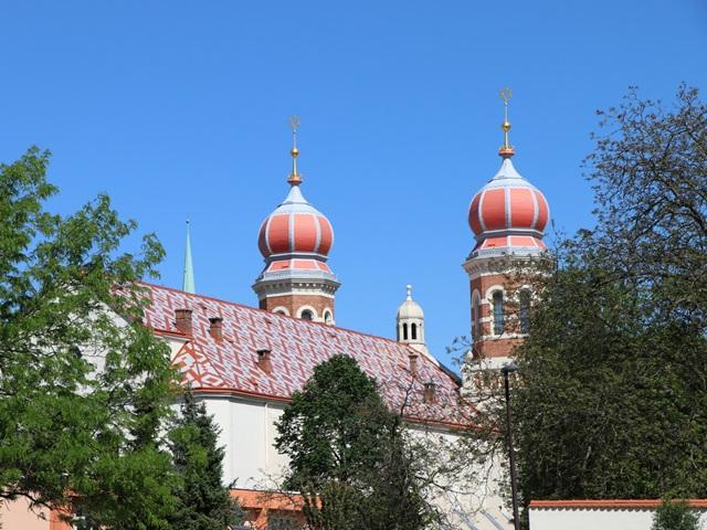 チェコ プルゼニュ 大シナゴーグ