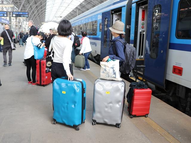 CRASH BAGGAGE(クラッシュバゲージ) スーツケース