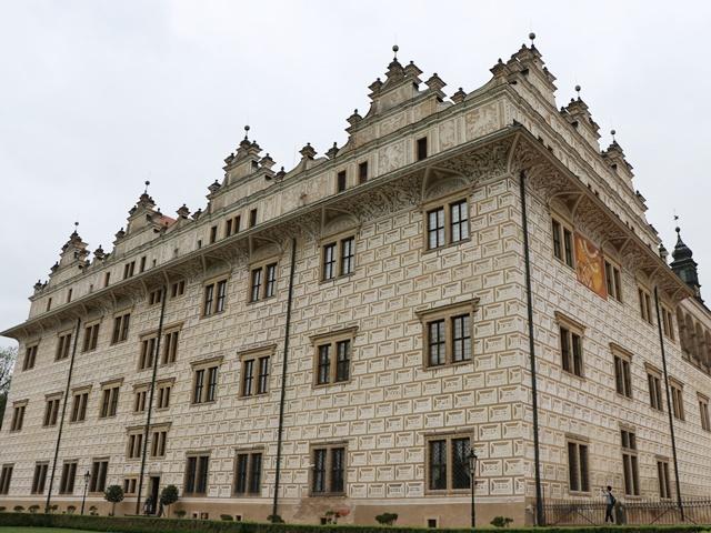 世界遺産リトミシュル城