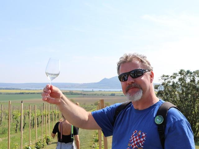 チェコはビールだけじゃなくワインも美味しい! ソンベルクワイナリー見学と白ワインの試飲