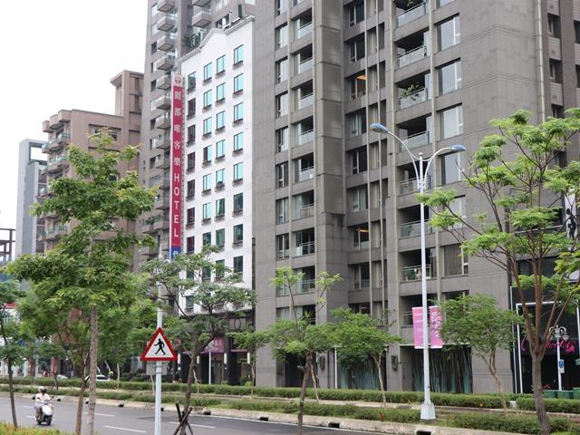 台北のホテル 麗都唯客楽飯店(リドホテル)