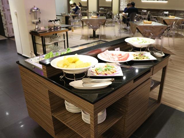 麗都唯客楽飯店(リド・ワイコロア・ホテル)の朝食