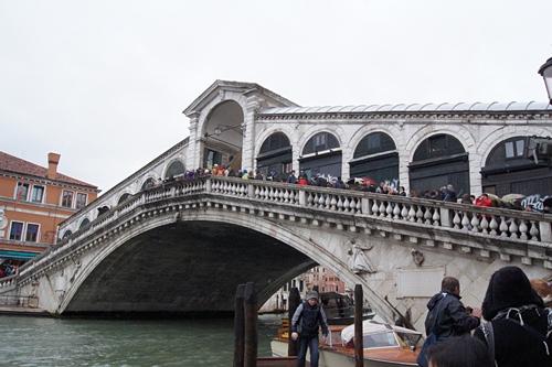 ヴェネツィア リアルト橋
