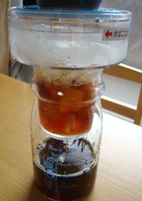 メリタのアイスコーヒーメーカー
