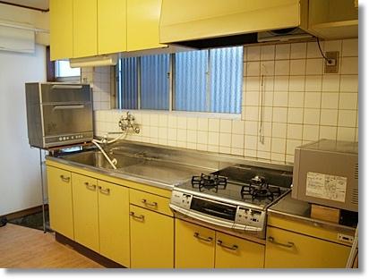 わが家のキッチンリフォーム ビフォーアフター写真