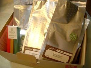 「ルピシア」紅茶&緑茶の福袋が届きました。