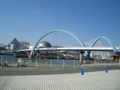 名古屋港 ワイルドフラワーガーデン『ブルーボネット』