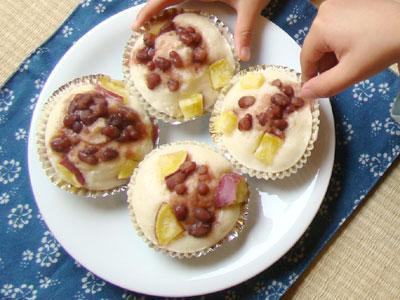 親子で手作りする「蒸しパン」は、春休みのおやつにおすすめ!