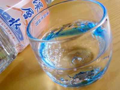 ミネラルたっぷりの中硬水 「霧島火山岩 深層水」 初回お試しの感想