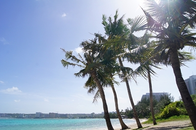 子連れグアム旅行2012 その4 イパオビーチでシュノーケリング