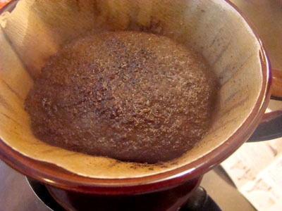 加藤珈琲店で「深煎りが好きな方の為の珈琲豆セット」をまた購入