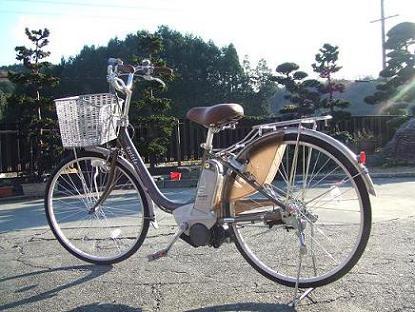 電動自転車(電動アシスト自転車)に初めて乗ってみた!