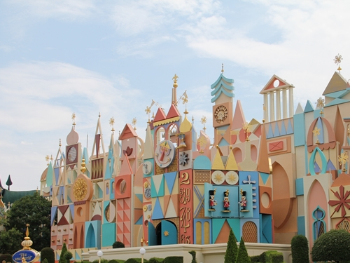 東京へ家族旅行:1日目は東京ディズニーランドでめいいっぱい遊んだ!