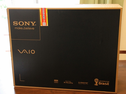 4年ぶりにパソコンを買い替え SONY VAIO Lシリーズ