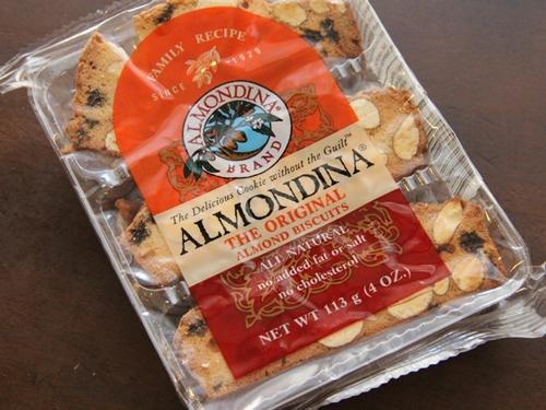 Almondina, The Original Almond Biscuits