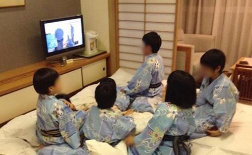 浜名湖ホテル 子どもたち
