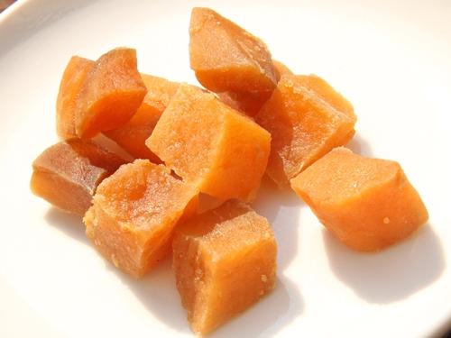 安納芋の甘納豆
