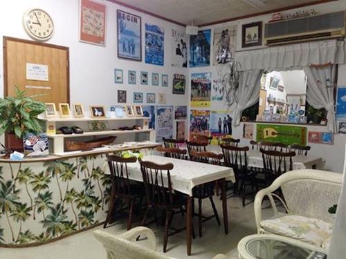 新栄荘 食堂