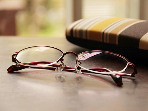 眼鏡を落としたor壊した → 30分後受け取り、5,382円でメガネ一式購入