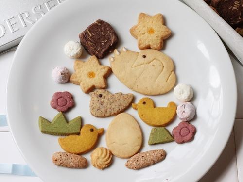 童話クッキー みにくいあひるの子のしあわせ