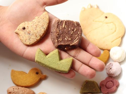 童話クッキー みにくいアヒルの子のしあわせ