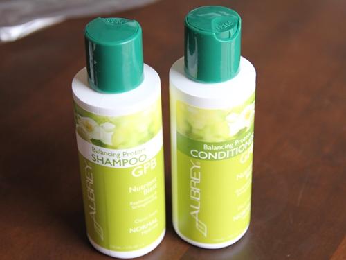 Aubrey Organics, GPB Balancing Protein Shampoo,